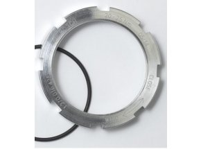 Kroužek Lockring Bosch ActiveLine a PerformanceLine Silver