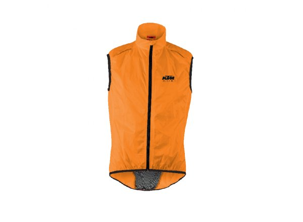 Vesta KTM Windblocker Orange