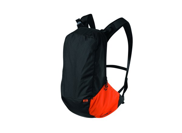 Batoh KTM Rucksack Factory Team 12 Black/orange