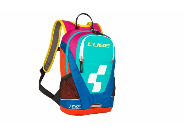 Batoh CUBE Backpack Junior Action Team Mint/pink