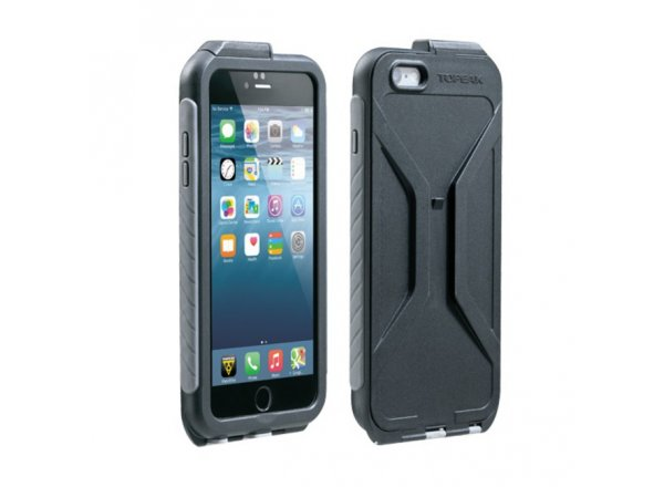 TOPEAK Weatherproof RideCase pro iPhone 6 Plus Black/blue