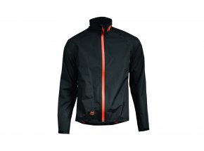 Pláštěnka KTM Factory Character Wind & Rain Black/orange