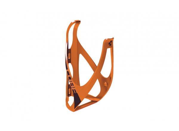 Košík CUBE Bottle Cage HPP Matt orange/black