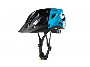 Dětská helma na kolo KTM FACTORY Youth Black/blue