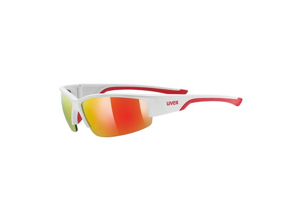 Brýle UVEX SPORTSTYLE 215 White/Red