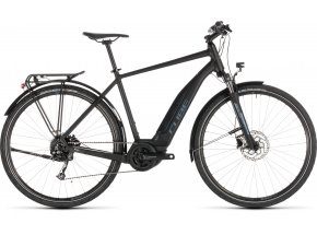 Elektrokolo CUBE TOURING HYBRID ONE 500 2019 black´n´blue