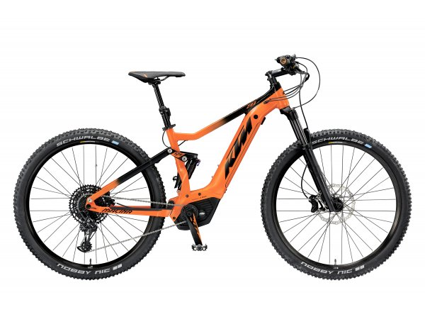 Elektrokolo KTM MACINA CHACANA 293 12 PT-CX5I4 2019 Orange (black)