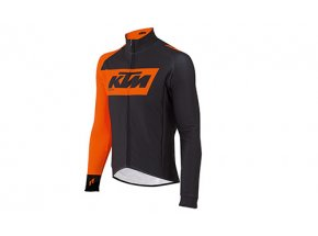 Bunda KTM Factory Team Race Winter Black/orange