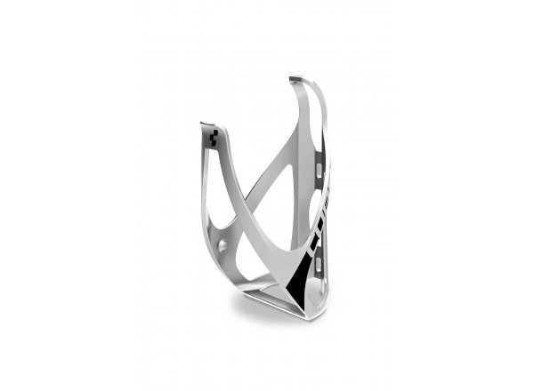 Košík CUBE Bottle Cage HPP Matt light grey´n´black