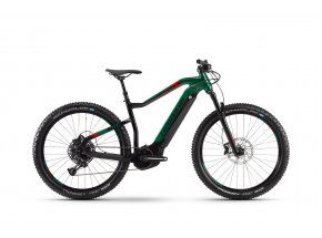 Elektrokolo HAIBIKE SDURO HardSeven 8.0 500Wh 2020 Black/kingston/red