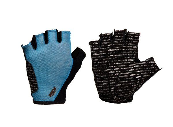 Rukavice KTM Lady Line 2021 Blue/black