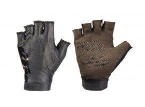 Cyklistické rukavice KTM Factory Team gloves Short Black