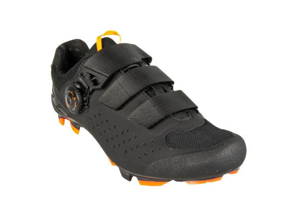 Cyklistické tretry KTM Factory Line MTB 2021 Black/orange