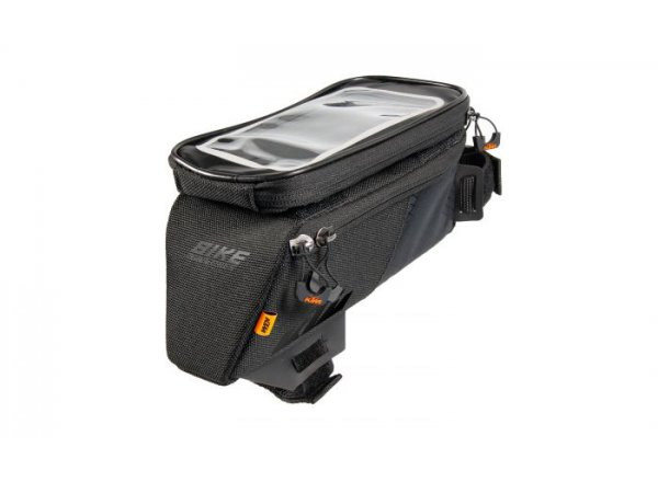 Brašna KTM Phone Bag Top Tube II Velcro 2021 Black