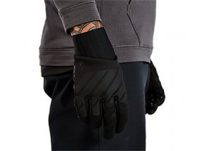 Cyklistické rukavice Specialized TRAIL-SERIES THERMAL GLOVE MEN Black
