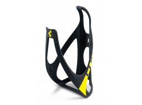 Košík CUBE Bottle Cage HPP Black/yellow