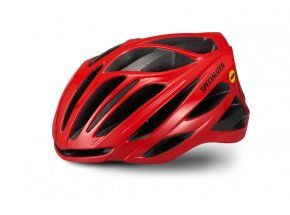 Helma na kolo SPECIALIZED Echelon II MIPS Flo Red/Black Reflective