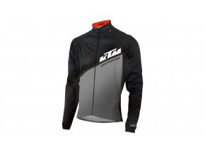 Bunda KTM Factory Character Jacket +/- Arms 2021 Black/grey