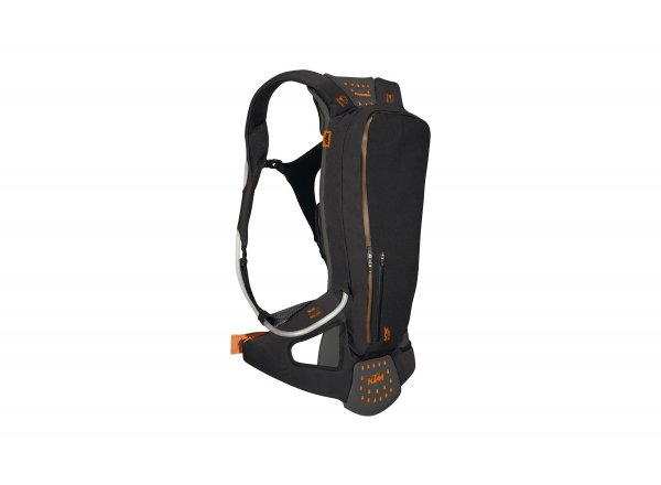 Batoh KTM Factory Enduro Protector 2021 Black/orange