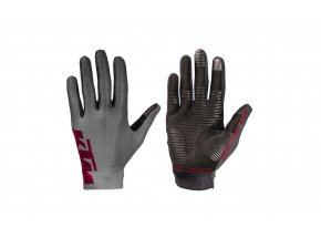 Rukavice KTM Lady Character 2021 grey/berry